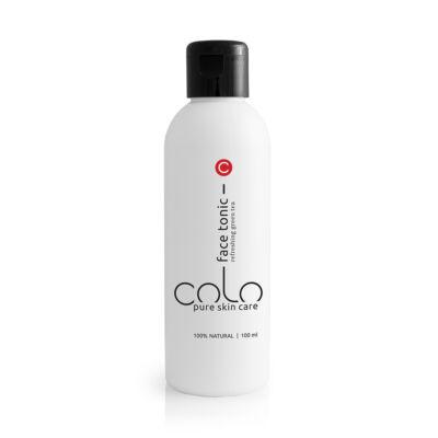 Colo Arctonik, zöldteával és C-vitaminnal, száraz dehidratált bőrre 100 ml