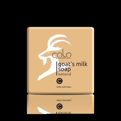 Colo Kecsketejes natúr szappan, illatmentes 110 g