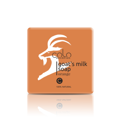 Colo Kecsketejes szappan, shea vajjal és naranccsal 110 g