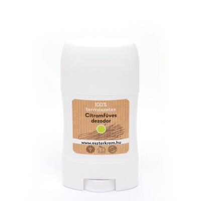 Eszterkrém Citromfüves dezodor