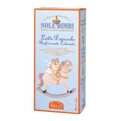 Helan Sole Bimbi napozás utáni ápoló tej 200ml