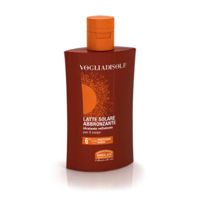 Helan Vogliadisole hidratáló naptej 6 faktor, 200ml