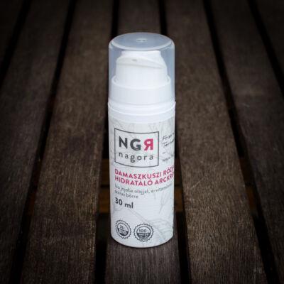 Nagora Damaszkuszi rózsás hidratáló arckrém száraz bőrre 30 ml
