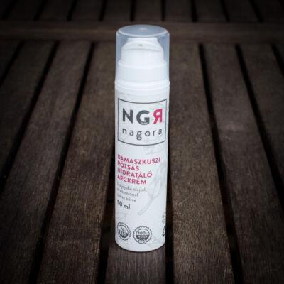 Nagora Damaszkuszi rózsás hidratáló arckrém száraz bőrre 50 ml