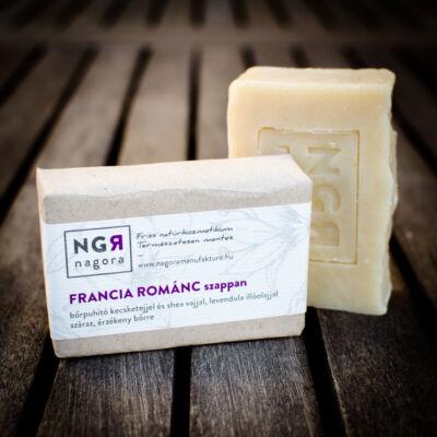 Nagora Francia románc szappan 90g