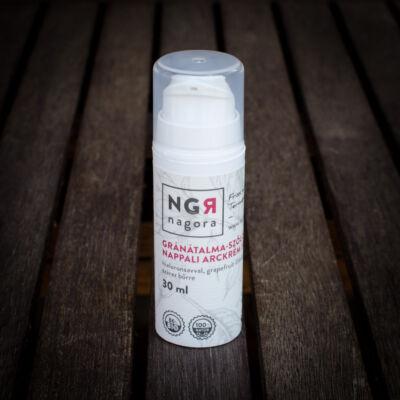 Nagora Gránátalma-szőlő nappali arckrém száraz bőrre 30+ 30 ml