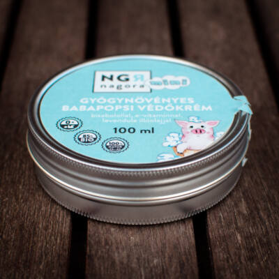 Nagora Gyógynövényes babapopsi védőkrém 100 ml
