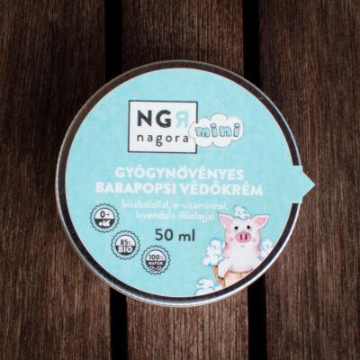 Nagora Gyógynövényes babapopsi védőkrém 50 ml
