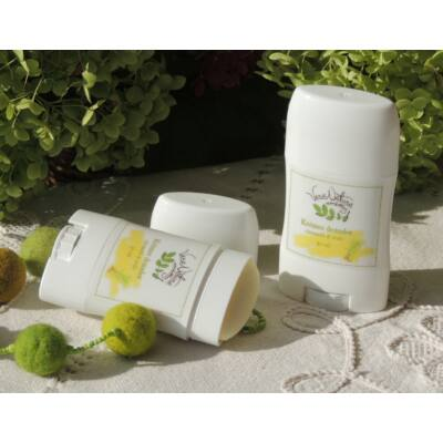 VeraNatura Krémes dezodor citromfű & teafa 50 ml